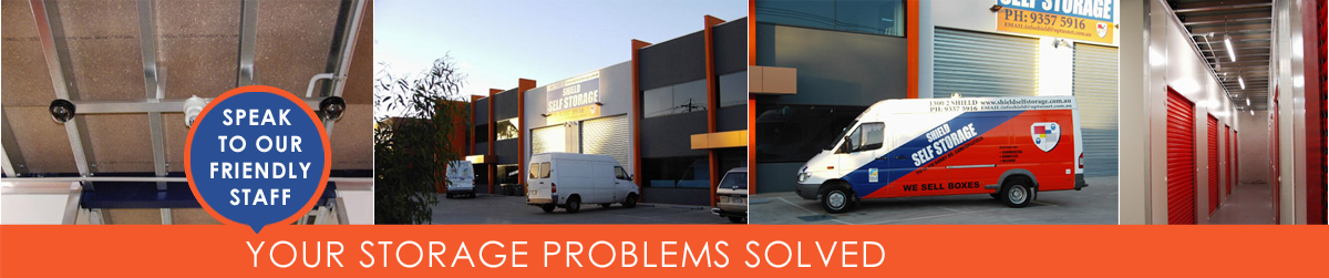Self Storage Preston